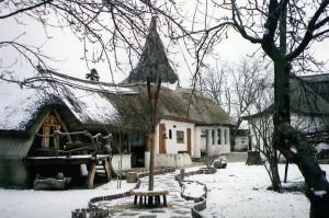 téli ház